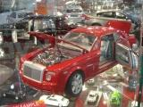KYOSHO Rolls Royce Coupe