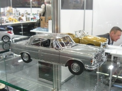 NOREV 1:18 Mercedes Benz 280SE Coupe