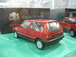 Laudoracing Models 1:18 Fiat Uno Turbo