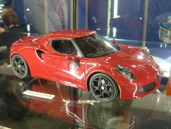 Top Marques Collectibles 1:18 Alfa Romeo 4C