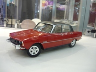 Cult Scale Models 1:18 Rover 3500 P6b Saloon 1967