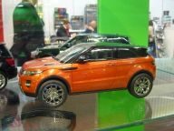 Range Rover Evoque 1:18 GTA Welly