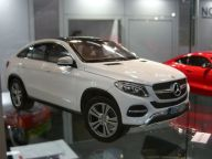 Mercedes Benz GLE Coupe 1:18 Norev