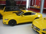 Ford Mustang GT 1:18 Maisto