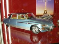 Citroen DS21 Chapron 1969 1:18 Metal 18