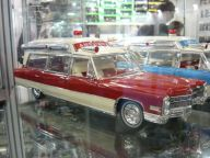 Cadillac Ambulance 1:18 Greenlight Precision