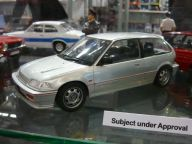 Honda Civic EF-3 Si 1987 1:18 Triple9 Collection