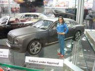 Bentley Mulsanne Speed 1:18 Kyosho