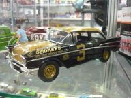 Chevrolet Bel Air Stock Car 1:18 Acme