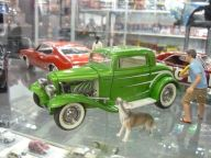 Ford 3 window 1:18 Acme
