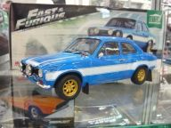 Ford Escort 1:18 Greenlight