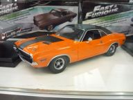Dodge Challenger 1970 1:18 Greenlight