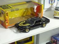 Pontiac Trans Am Kill Bill 1:18 Greenlight