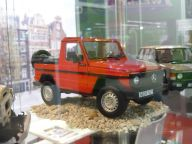 Mercedes Benz G 1:18 Cult Scale Models