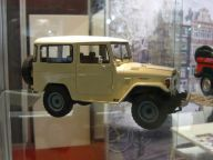 Toyota Landcruiser FJ40 1977 1:18 Cult Scale Models