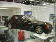 Mercedes Benz 190 EVO II 1:12 OttOmobile