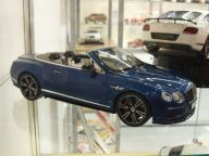 Bentley Cabrio 1:18 GT Spirit