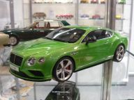 Bentley Continental 1:18 GT Spirit