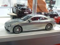 Mercedes Benz S Coupe 1:18 GT Spirit