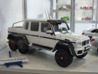 Mercedes Benz G 6x6 1:18 GT Spirit