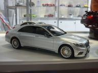 Mercedes Benz S 1:18 GT Spirit