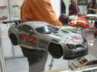 Mercedes Benz SLR 1:18 GT Spirit