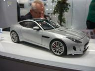 Jaguar F Type R Coupe 1:18 AUTOart