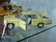Mercedes Benz Strich 8 Coupe 1:18 Sun Star