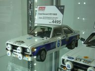 Ford Escort RS 1800 1:18 Sun Star