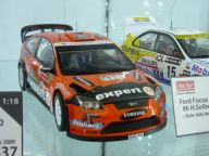 Ford Focus WRC 1:18 Sun Star