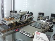 DeLorean 1:18 Sun Star