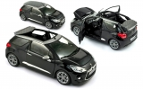 Citroen DS3 Cabrio 2012 black 1:18 Norev