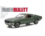 Ford Mustang GT fastback from the movie Bullit 1968 green 1:18 Greenlight