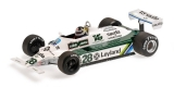 Williams Ford FW07B Carlos Reutemann 1980 1:18 Minichamps