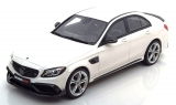 Brabus 650 Sedan white 1:18 GT Spirit