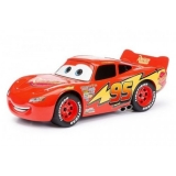 Lightning McQueen Disney Movie Cars red 1:18 Schuco