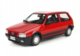 Fiat Uno Turbo i.e. 1986 red 1:18 Top Marques Collectibles