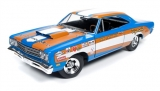 Plymouth Roadrunner Don Grotheer 1969 1:18 Auto World