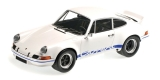 Porsche 911 Carrera RSR 2.7 1972 white/blue 1:18 Minichamps