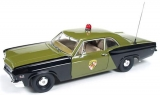 Chevrolet Biscayne Maryland State Police 1966 1:18 Auto World