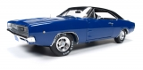 Dodge Charger *Christine* 1968 blue 1:18 Auto World