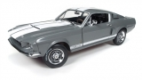 Shelby Mustang GT 350 1967 grey 1:18 Auto World
