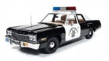 Dodge Monaco Police Pursuit 1975 *CHiPs*1:18 Auto World