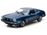 Ford Mustang II Mach I 1976 1:18 Greenlight