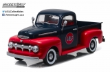 Ford F1 pick-up *Gulf* 1951 dark blue 1:18 Greenlight
