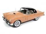 Ford Thunderbird Convertible (60th Anniversary) 1957 coral 1:18 Auto World