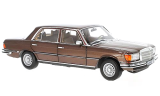 Mercedes-Benz 450 SEL (W116) brown 1:18 Norev