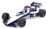 Brabham BT52 #5 Nelson Piquet World Champion Formula 1 1983 1:18 Minichamps