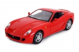 Ferrari 599 GTB 2006 red 1:18 HotWheels