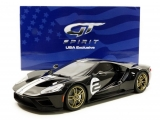 Ford GT #2 50th Anniversary edition (1966-2016) 1:18 GT Spirit